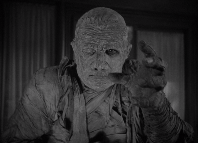 Halloween Endurance Test: the Mummy's Ghost (1944) | 시난이팀의 블로그