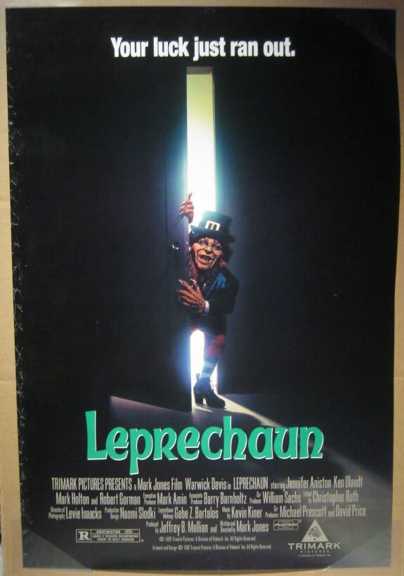 Leprechaun 1993 Poster Sequels 1993's Leprechaun