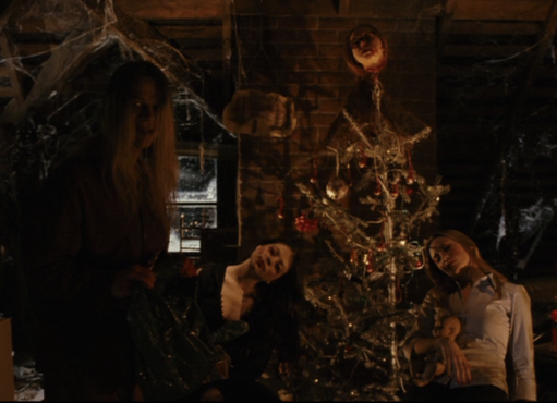 but through brutal gory deaths an entertaining movie experience was salvaged for those of us who are in to that anyway - Black Christmas Movie