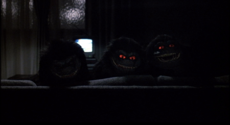 Critters 3 - Interrupting the Critters' Soaps