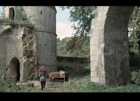 Le Frisson des Vampires - like a landscape paiting