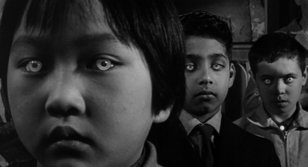 Children of the Damned - the Eyes!