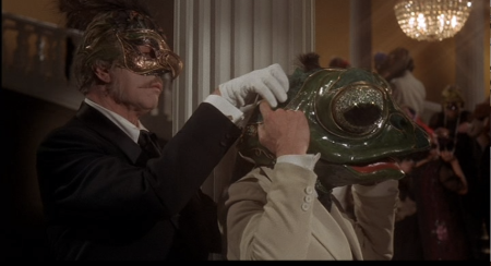 the Abominable Dr. Phibes - Phibes and the Frog Mask