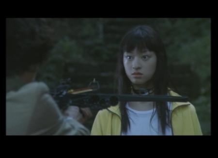 Battle Royale - Chiaki Kuriyama