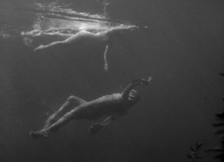 Creature from the Black Lagoon - Synchronized Swimming