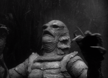 Creature from the Black Lagoon - Waits