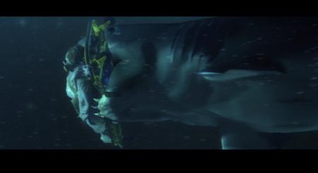 Deep Blue Sea - Battering Ram