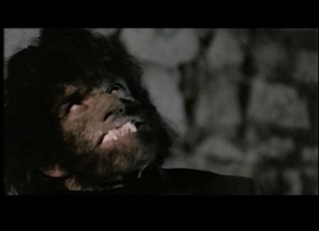Dracula Contra Frankenstein - Wolf Man