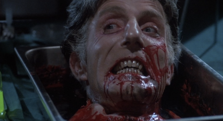 Re-Animator Dr Hill Steals the Show