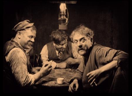 the Phantom Carriage - Drunkards