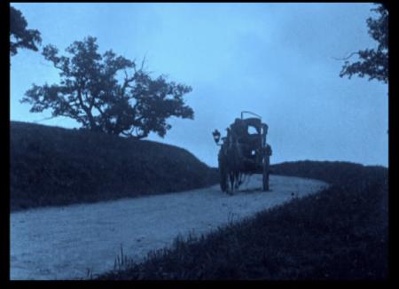 the Phantom Carriage - the Titular Phantom Carriage