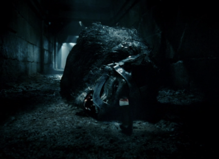 Underworld Evolution - Dead Werewolf