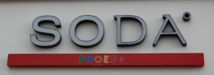 Soda Shoes quickly became a lead contender for