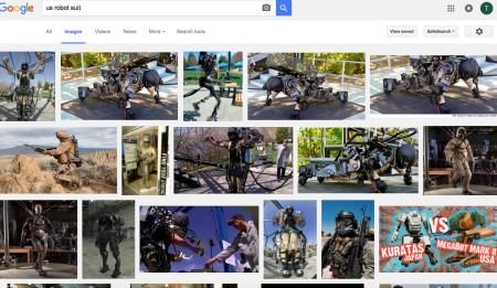 USRobotSuit